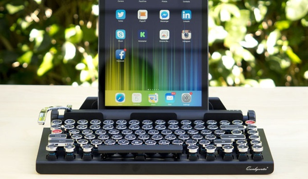 Qwerky Writer: typemachine voor smartphone en tablet