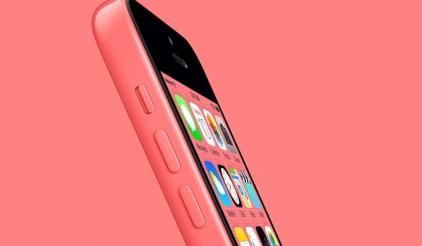 Vrouwen gek op kleurrijke iPhone 5c