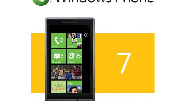 Windows Phone 7 meer dan 1,5 miljoen keer verkocht