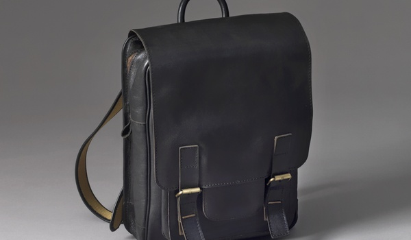 The Leather Compagnie komt met Backpack Laptop-rugzak