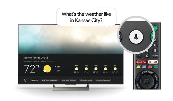 Google Assistent komt ook naar Sony-tv's