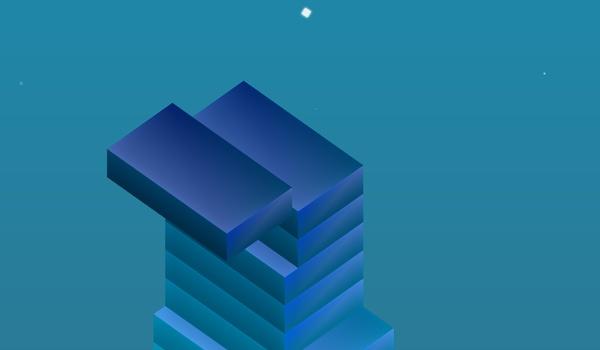 Stack - Bouw een zo hoog mogelijke toren op je smartphone