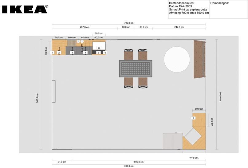 Keuken Ontwerpen Ikea : Nieuwe keuken? Ontwerp 'm zelf! Computer Idee