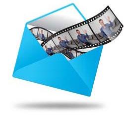 Videomailen