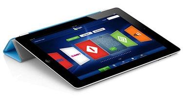 KPN iTV tablet
