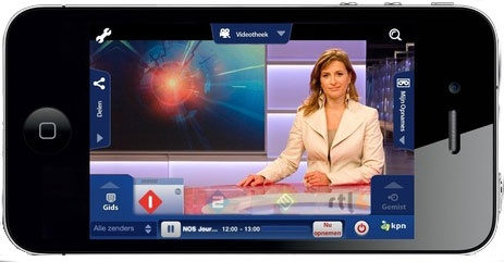 iTV Online iPhone App