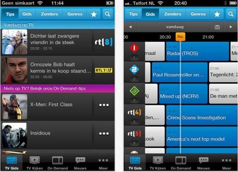 Ziggo tv app 2