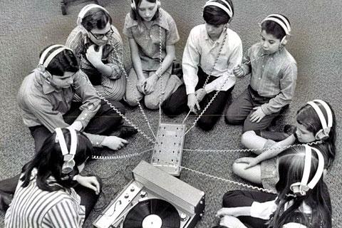 Muziek delen