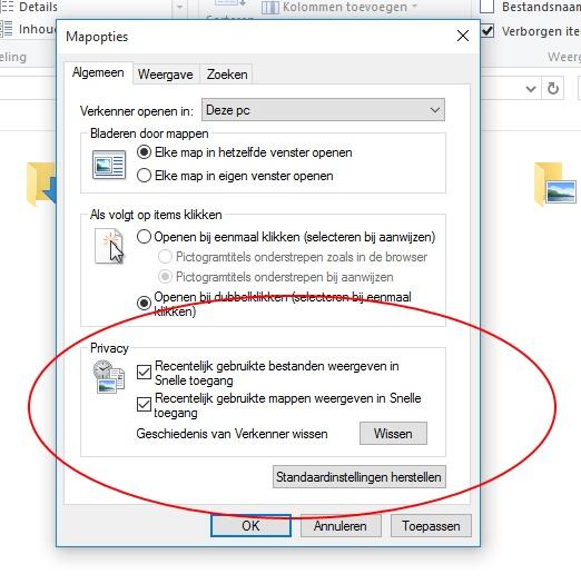 Windows 10 bestanden en mappen uit snelle toegang verwijderen computer idee - Hoe te beheren ...