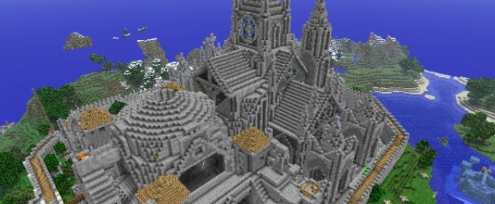 Minecraft game voor ontwikkelingshulp