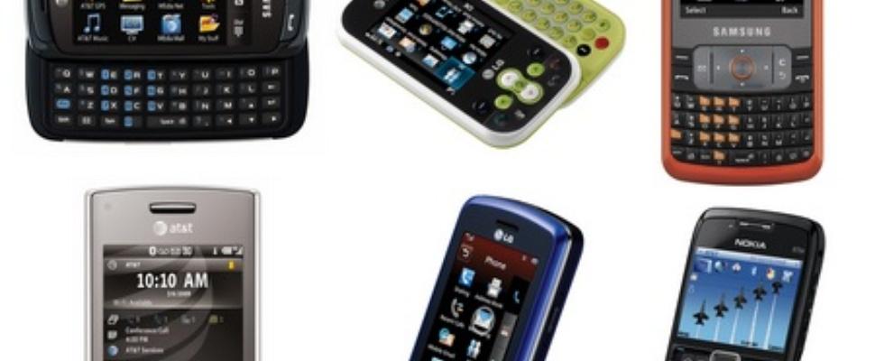 Jongeren kiezen vooral Blackberry en Samsung