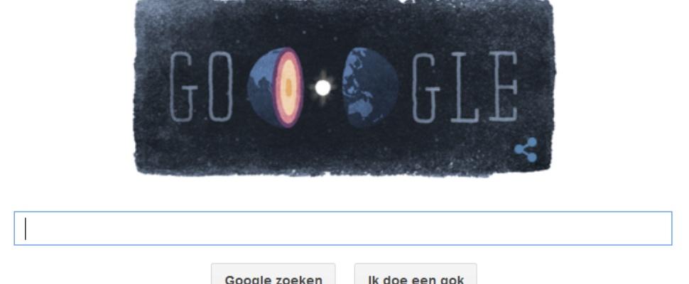 127e Geboortedag Inge Lehmann herdacht door Google