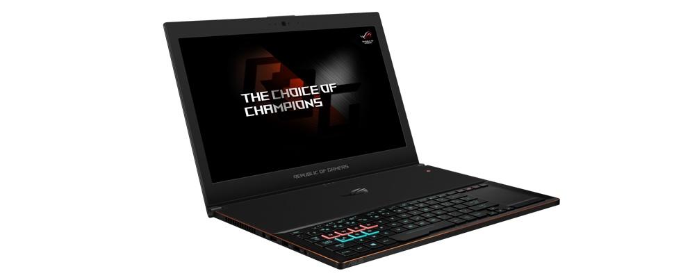 Asus ROG Zephyrus: Dunste gaming-laptop van het moment