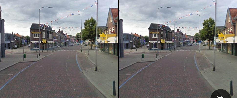 Google Streetview voortaan in virtual reality te bekijken
