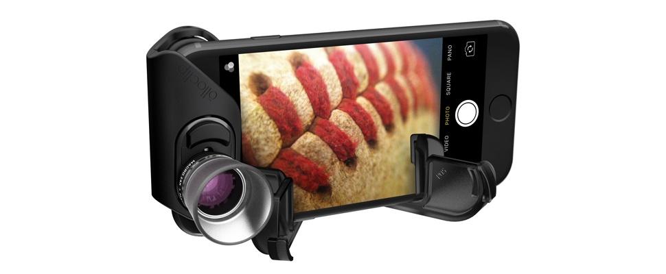 Camerafuncties iPhone 7 uitbreiden met Olloclip