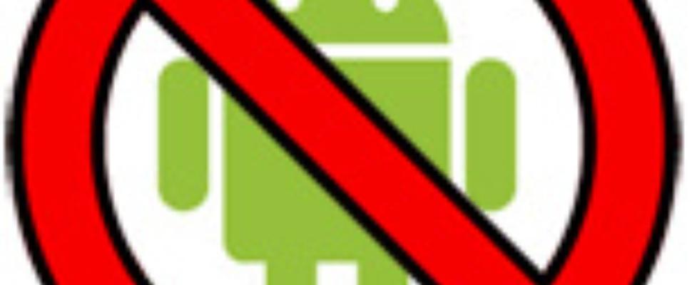 Android magazine niet welkom in Apple's App Store