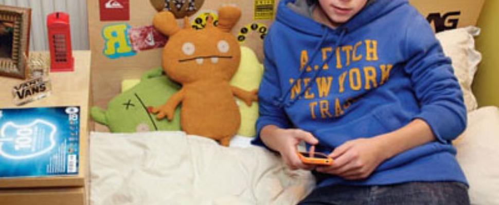 Doodle Jump-ontwerper bouwt iPhone app met Nederlandse tiener