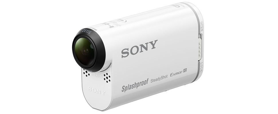 Review: Sony HDR-AS200VR