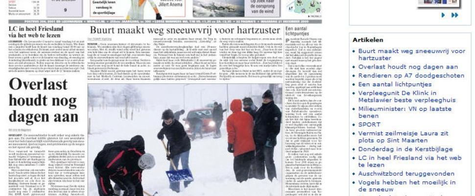 Complete Leeuwarder Courant gratis online te lezen