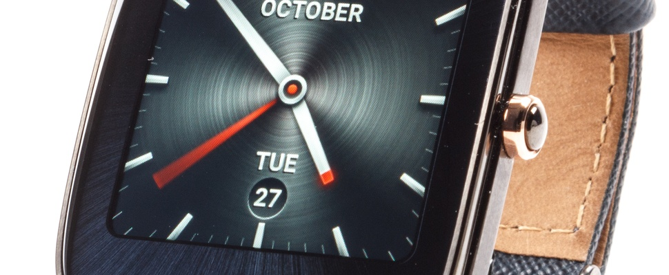 Review: Asus Zenwatch 2