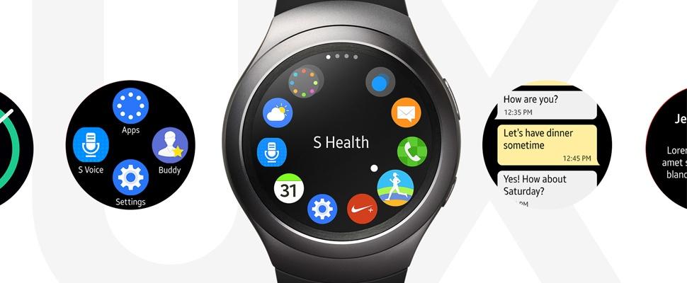 Update voor Gear S2 maakt smartwatch flexibeler