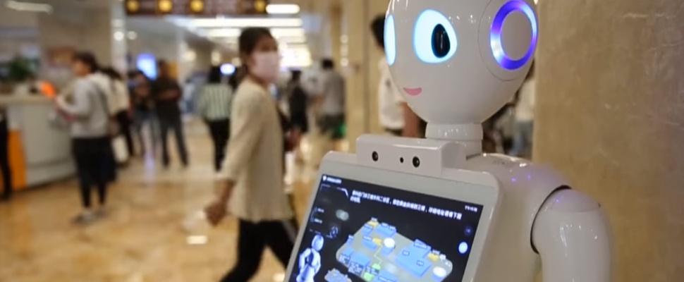 Chinese robot slaagt voor medisch examen