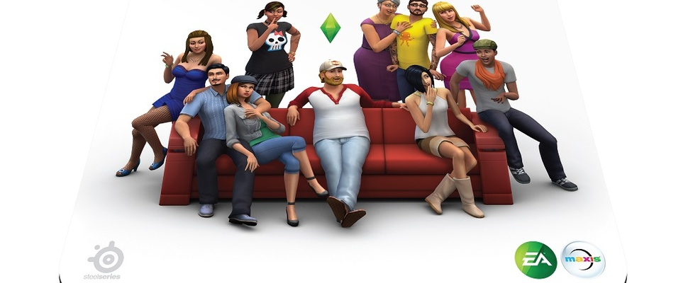 Win: Een SteelSeries Sims 4-pakket