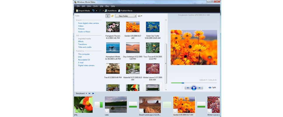 Download Windows Movie Maker nu het nog kan