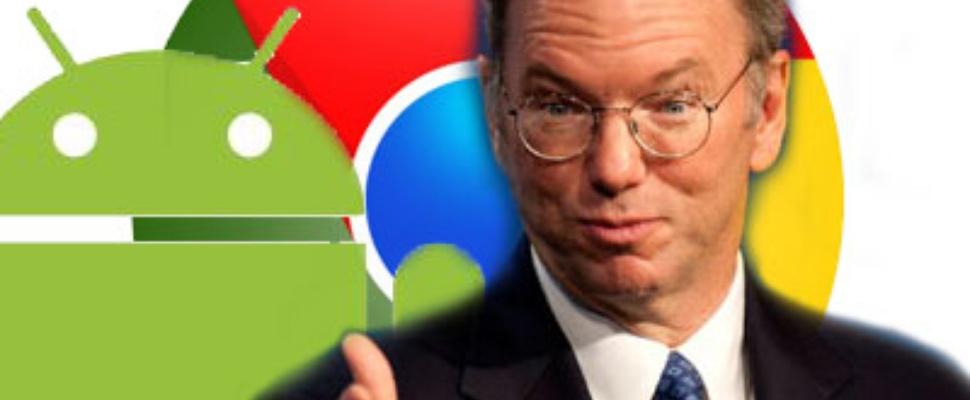 Chrome OS en Android smelten nog lang niet samen