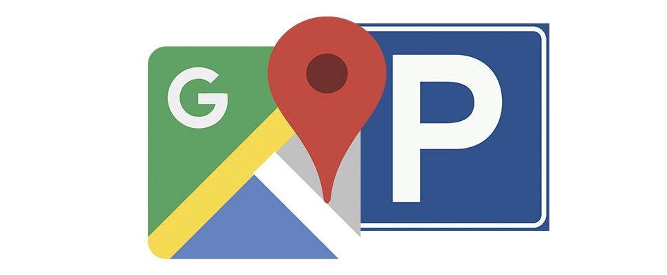 Je parkeerplaats terugvinden met Google Maps
