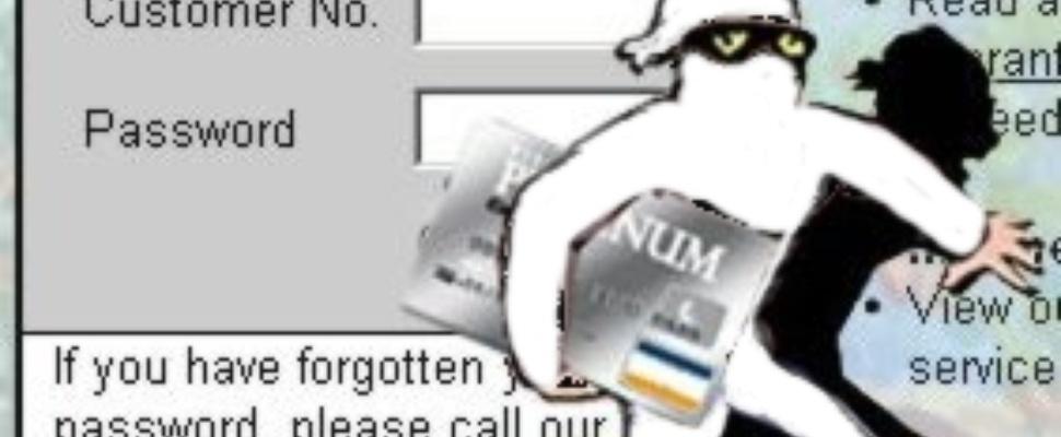 Spy-phishing nieuwste bedreiging