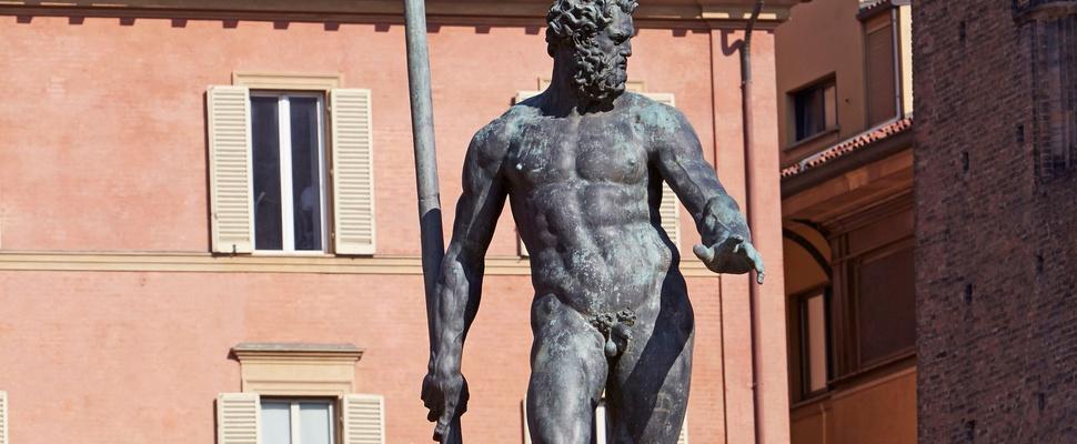 Facebook censureert beeld van Romeinse god Neptunus