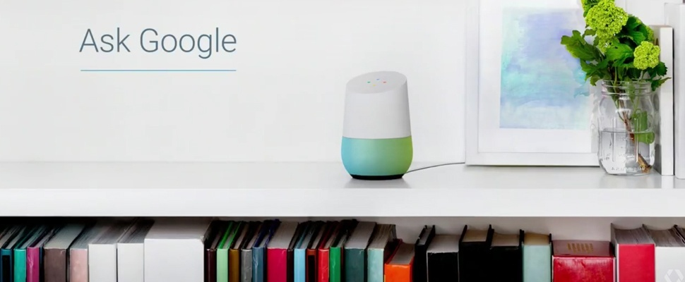 Google Home adverteert ongevraagd nieuwe Disney-film