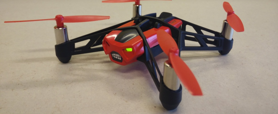 Review: Is deze schattige mini-drone het geld waard?