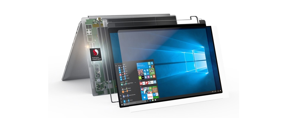 Laptop wordt smartphone: Always Connected PC onthuld