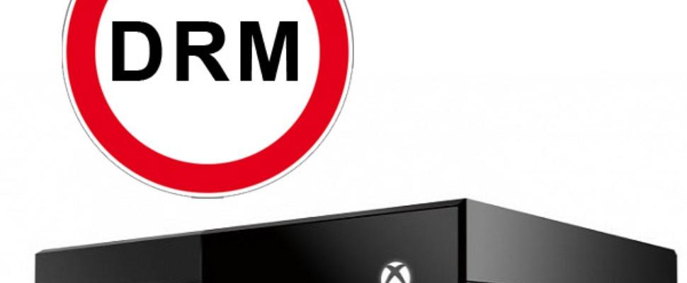 Microsoft herziet Xbox One DRM-beleid