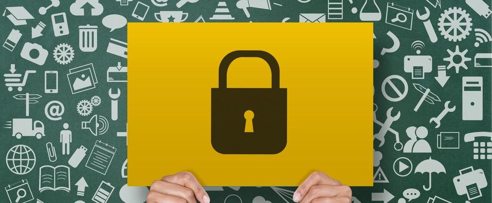 Zo bewaar je veilig vertrouwelijke gegevens
