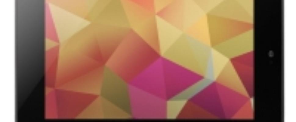 Kwaliteit Nexus 7 tablet onder vuur