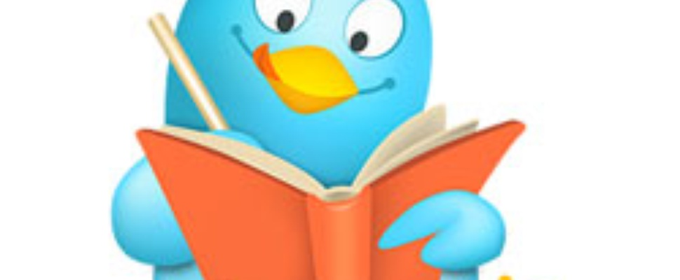 Twitteratuur op plek 3 mooiste woorden 2011