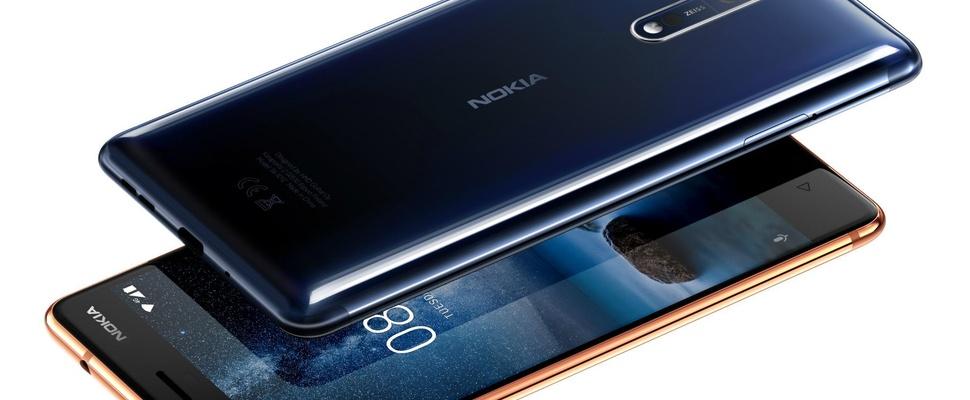 Review: Nokia 8