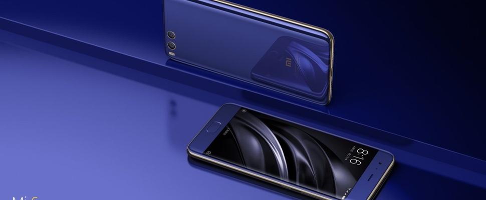 Xiaomi kondigt snelle Mi 6 aan
