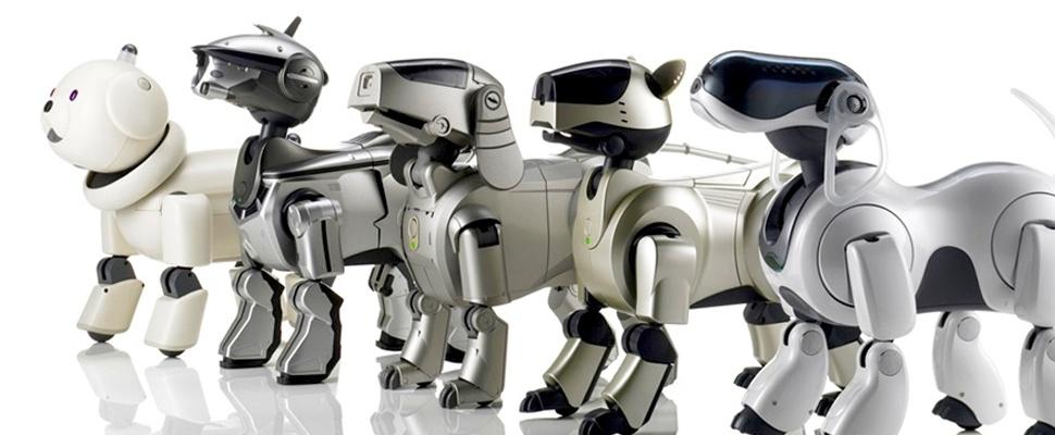 Sony brengt weer robothondjes uit