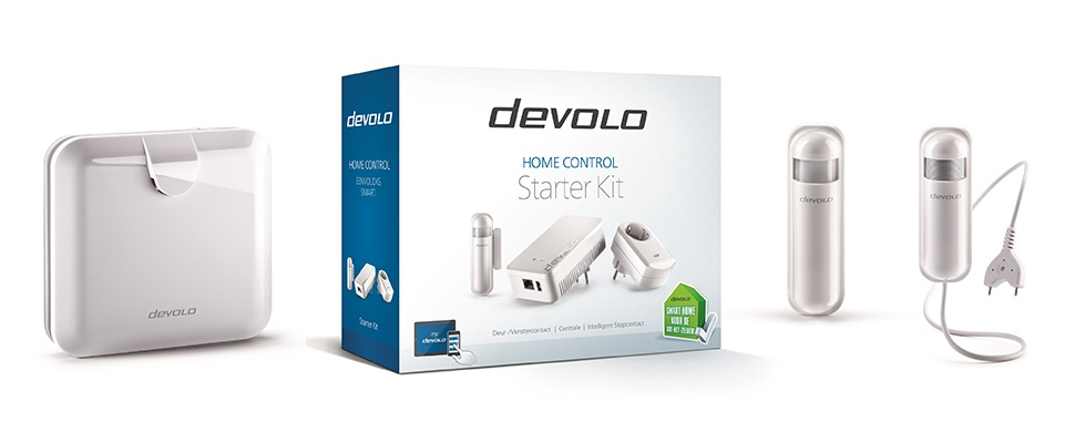 Win een devolo Home Control Starter Kit plus uitbreidingen