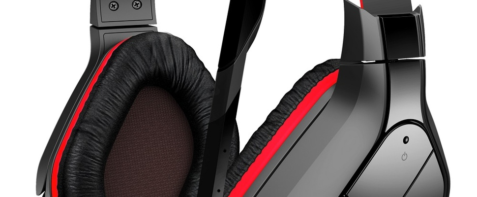 Winnen: Kraakhelder game-headset van Gioteck