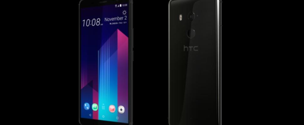 HTC kondigt U11 Life- en U11 Plus-smartphones aan