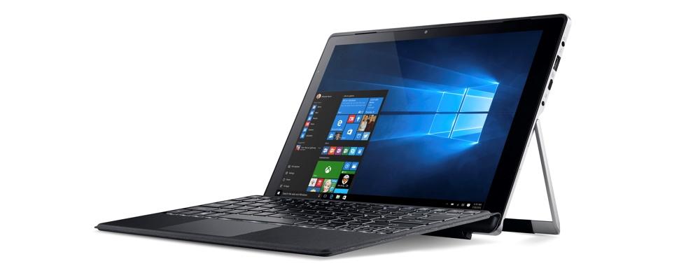 Acer komt met watergekoelde Switch Alpha-laptop