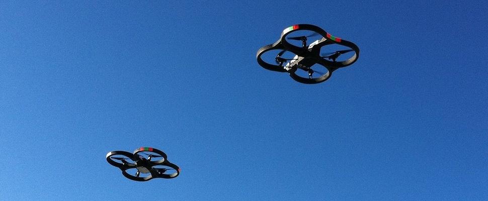 Word de beste amateur drone-piloot in spelshow Game of Drones