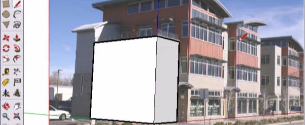 Fotografen leren tekenen met google sketchup computer idee for 3d tekenen op computer