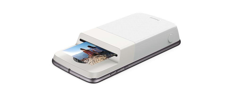 Moto Z-smartphone wordt printer met Moto Mod