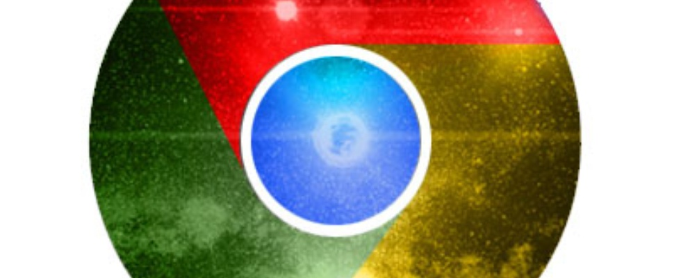 Google Chrome 100.000 Stars experiment